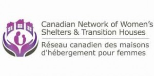 Logo of the Canadian Network of Women's Shelters & Transition Houses