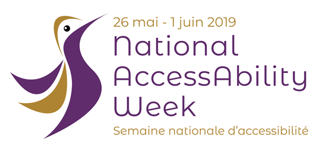 National AccessAbility Week 2019